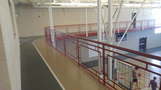 Fraser, CO: indoor track
