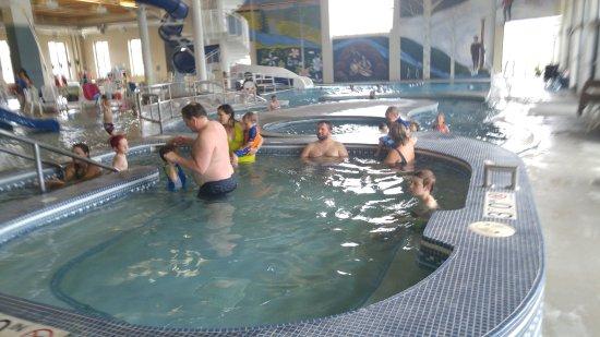 Fraser, CO: Hot tub