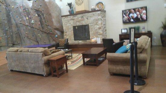 Fraser, CO: sitting area