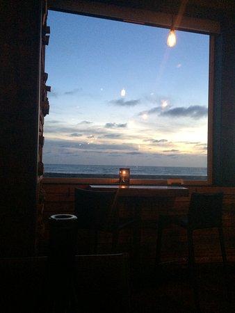 ลองบีช, วอชิงตัน: sunset view