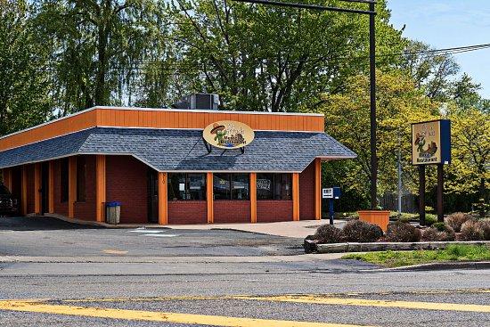 ลิเวอร์พูล, นิวยอร์ก: Exterior of Rio Grande Mexican Restaurant (Liverpool NY )