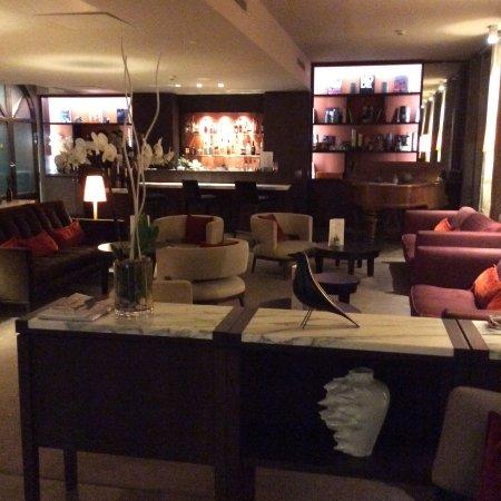 Hotel de l'Alma: Lounge