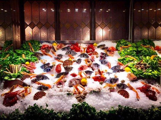La Nuova Grotta: Fish&seafood