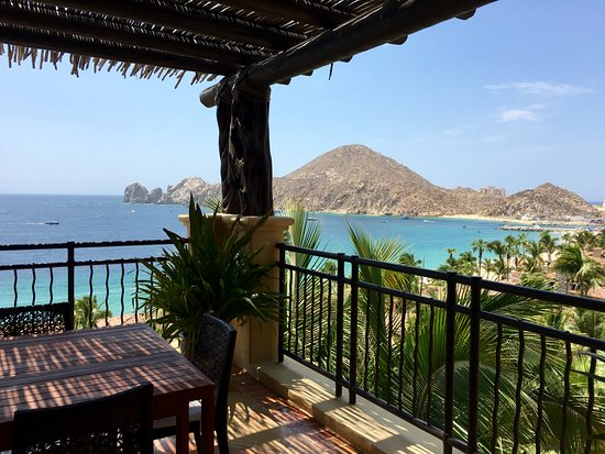 Hacienda Beach Club and Residences: View from Deck