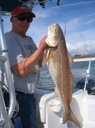 St. Andrews State Park: Catching redfish in the park, heaven on earth!