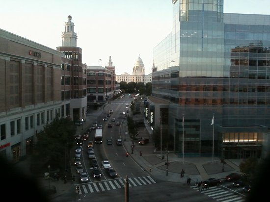 Omni Providence Hotel Downtown Ri State Capital In Distance From Room