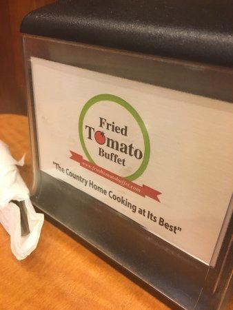 Fried Tomato Buffet: photo0.jpg