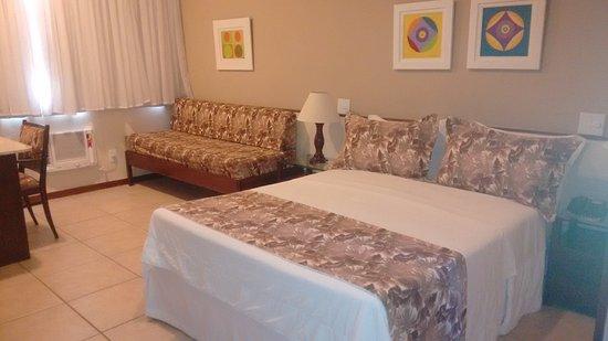Grande Hotel Canada: Quartos confortáveis