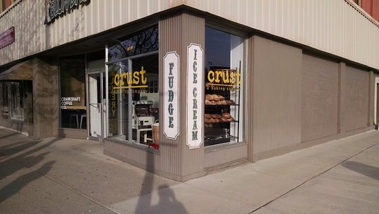 Lapeer, MI: Crust just opened today and Crankshaft last Saturday.  Stop  by and check them out.