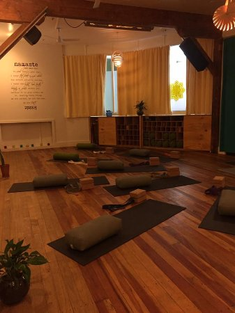 The Yoga Space