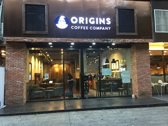 Origins Coffee Company...