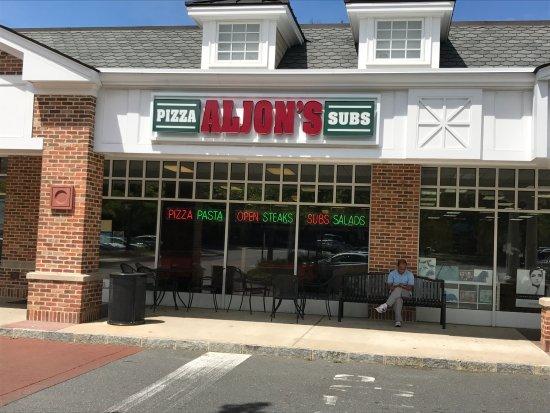 Princeton Junction, NJ: Front Entrance and Sign