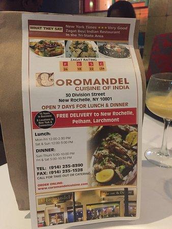 Coromandel Cuisine of India: photo0.jpg