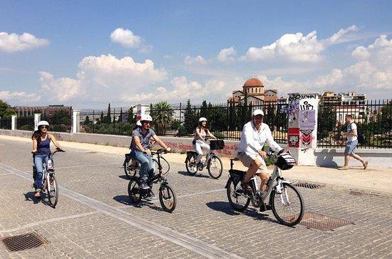Visite de la vieille ville d'Athènes...
