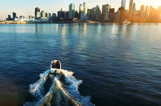 Vancouver Boat Rental for up to 5...