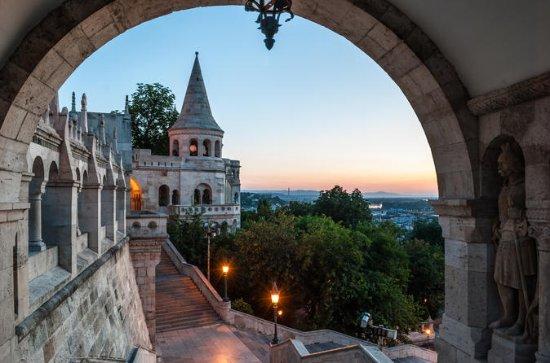 Promenade du château de Buda