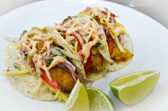 Manahawkin, Nueva Jersey: Fish Tacos