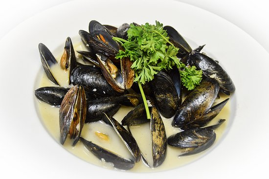 Manahawkin, Нью-Джерси: Thai Coconut Mussels
