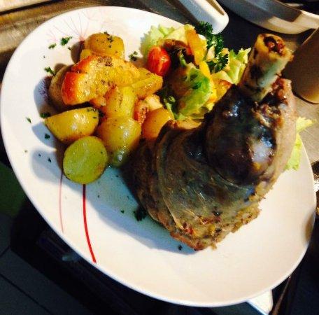 La Reole, Frankreich: Restaurant Le Caduc