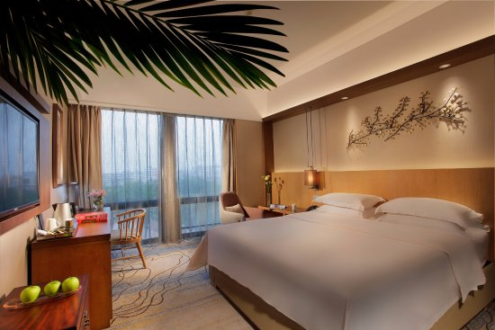 Heyuan, Kina: 酒店设有客房245间,2005年开业,经过2015年的精心改造,宽敞的客房为您提供齐全的设施设备,包括免费享用无线网络、高速宽带、液晶电视以及翔丰国际酒店带给您干净、温馨、舒适的睡眠体验。
