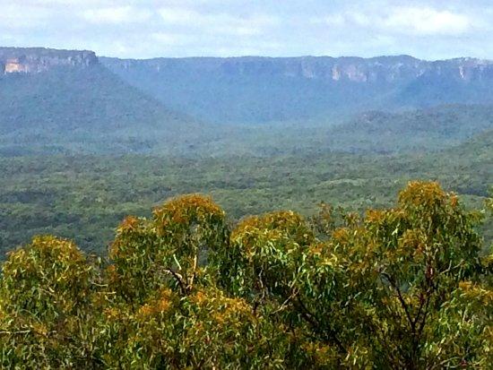 Capertee, Avustralya: The views around here are wonderful!