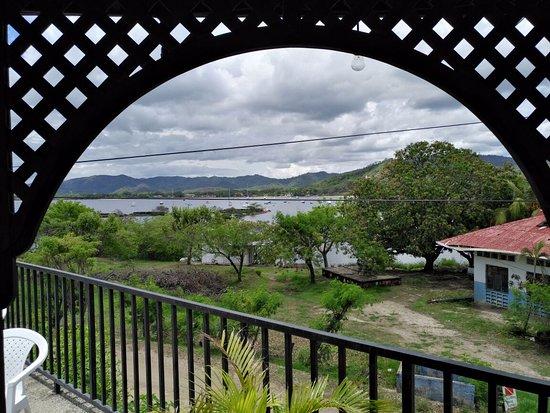 Mariner Inn: Vista desde el Restaurante del Hotel