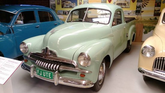 National Holden Motor Museum : Echuca