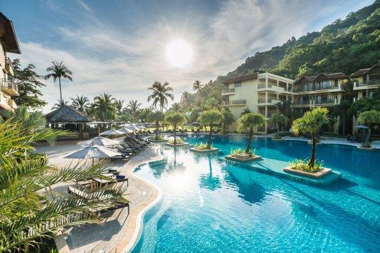 Et Marriott Resort Spa Merlin Beach Patong Thailand Feriesenter Anmeldelser Og Prissammenligning Tripadvisor