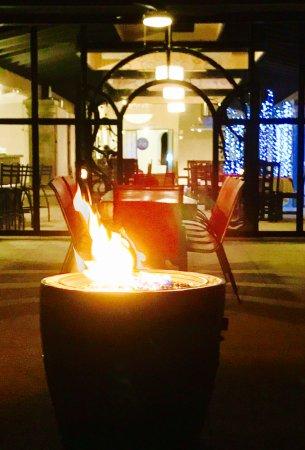Mon Bistro Ventanas Golf & Resort: BEAUTIFUL ROOFTOP PATIO