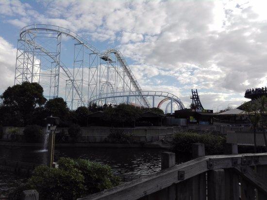 Manukau, Selandia Baru: Rollercoaster