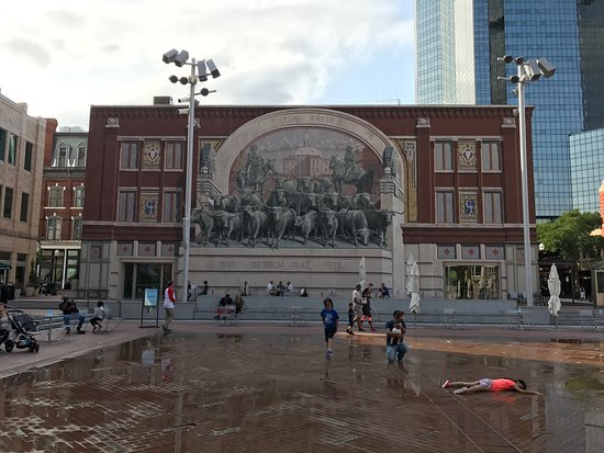 Sundance Square : Absolutely great place to visit during day as well as during night