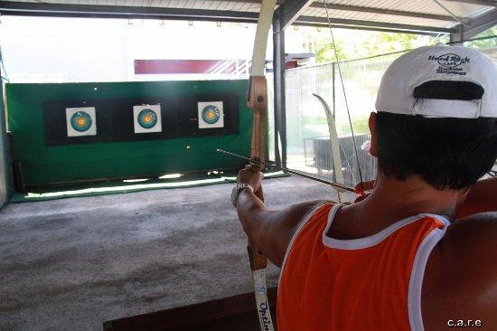 Port Dickson, Malasia: Archery