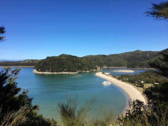 Abel Tasman National Park, Nueva Zelanda: Lookout