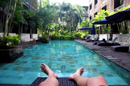 Le Grande Bali : pool