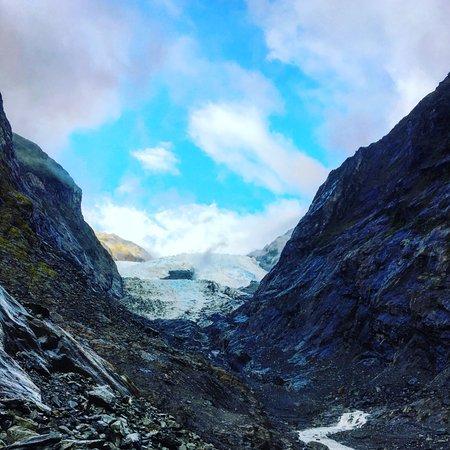 Franz Josef, Nova Zelândia: Glacier