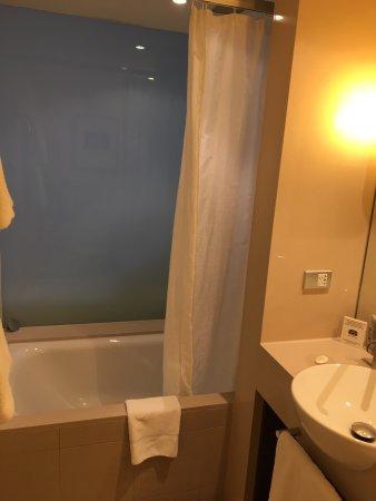 North Ryde, Australia: Bathroom