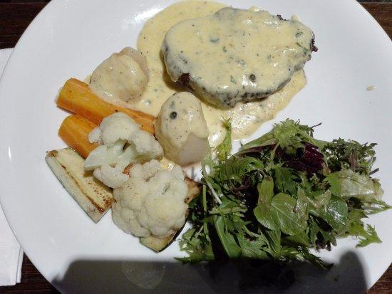 Portofino : Really good steak