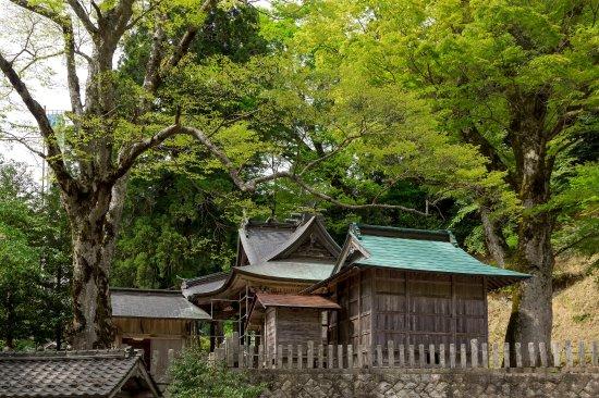 Oikubehyozu Shrine