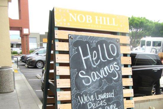 Nob Hill Foods, Campbell, CA