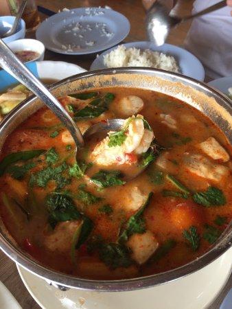 Picture of ruan thai kung pao ayutthaya for Ayutthaya thai cuisine