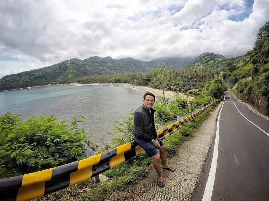 Desa Sekotong Barat, Indonesien: pantai