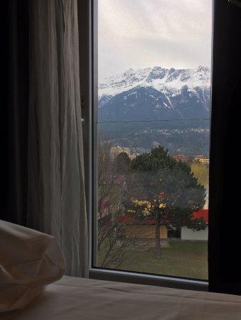 Ramada Innsbruck Tivoli: View when you open your eyes in the morning