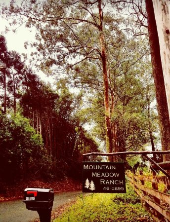 Mountain Meadow Ranch: Entrance