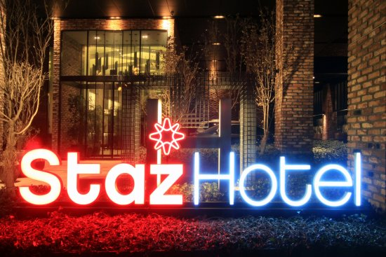 Staz Hotel Dongtan
