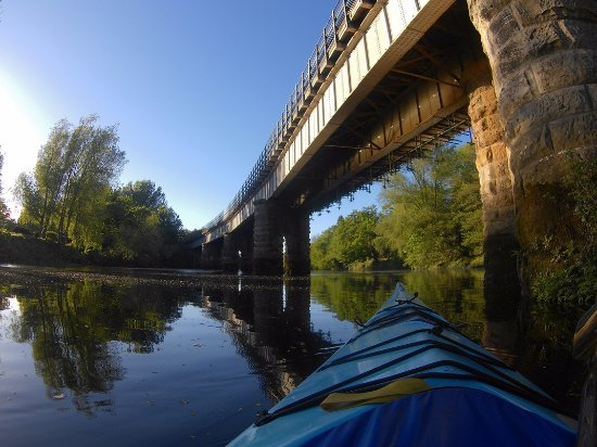Blairgowrie, UK: Go kayaking in Perth City, stunning locations...