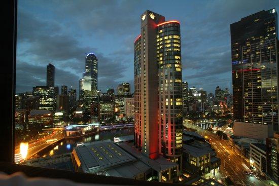 Crown Melbourne Promenade