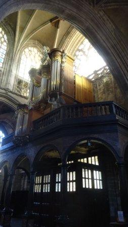 Notre Dame du Sablon - Detail