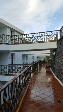 Apartamentos Fariones: Sehr schön angelegte Anlage