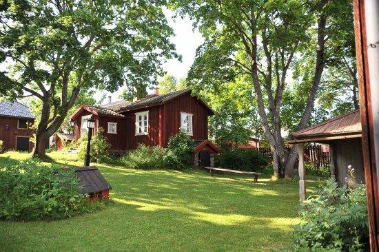 Kristiinankaupunki, Suomi: Gårdshus