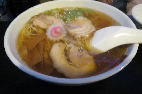 Hekinan, Japan: 醤油ラーメン